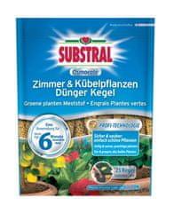 Substral gnojilo Osmocote za sobne rastline, 25 tablet