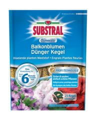 Substral gnojilne tabletke Osmocote za balkonske rastline, 25 kosov