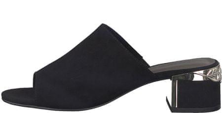 Tamaris dámské pantofle 36 černá