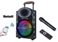 Manta prenosni akustični karaoke avdio sistem SPK5024 Kronos