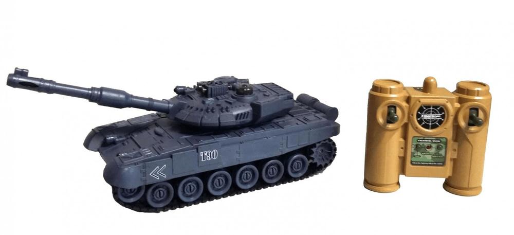 Mac Toys Tank na dálkové ovládání - Tiger