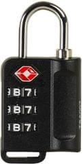 Rock Bezpečnostný TSA kódový zámok TA-0006