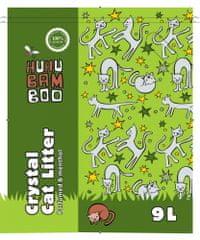 Huhubamboo silikonowy żwirek dla kota HUHU, 9L