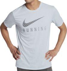 Nike koszulka do biegania M NK DRY TEE DBL SWOOSH