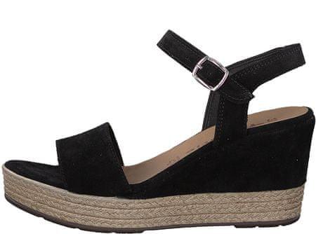 Tamaris sandały damskie 41 czarne