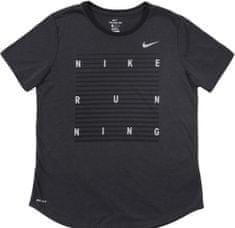 Nike ženska tekaška majica NK Dry DBL