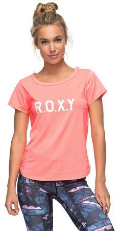 Roxy ženska majica Sh W Tee, roza, M