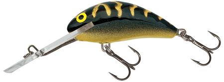 Salmo Wobler Hornet Super Deep Runner Black Tiger 5 cm, 7 g
