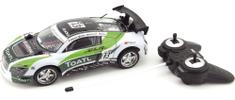 Teddies Auto RC 25 cm plast zrychlující 1:18
