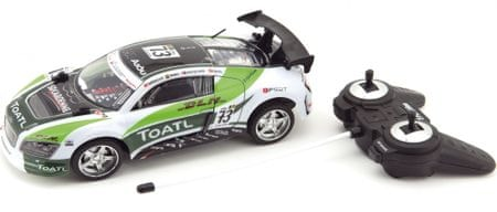 Teddies Auto RC 25 cm plast zrýchľujúce 1:18