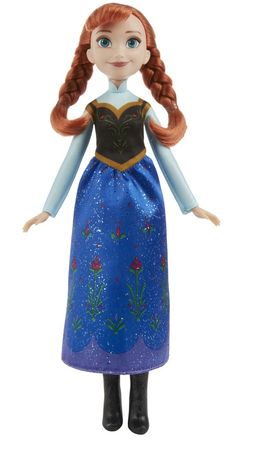 Disney Frozen punčka Anna