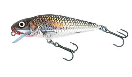 Salmo Wobler Perch Shallow Runner Holographic Grey Shiner 12 cm, 36 g