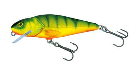 Salmo Wobler Perch Shallow Runner Hot Perch 12 cm, 36 g