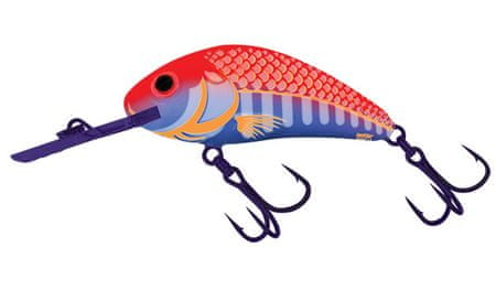 Salmo Wobler Rattlin Hornet Floating Ultraviolet Orange 4,5 cm, 6 g