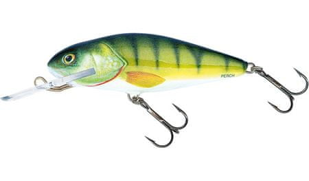 Salmo Wobler Perch Deep Runner Perch 8 cm, 14 g