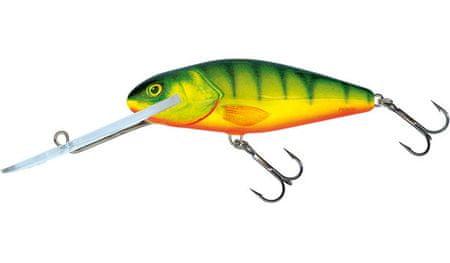 Salmo Wobler Perch Super Deep Runner Hot Perch 12 cm, 40 g