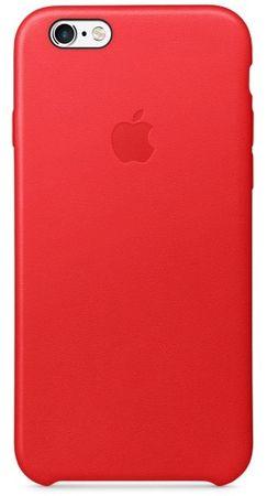Apple Kožený kryt, Apple iPhone 6/6S Plus, MKXG2BZ/A, red