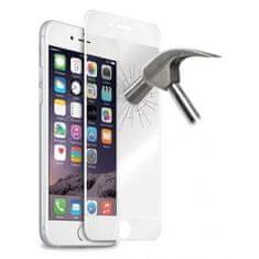 Puro zaščitno steklo iPhone 6/6s Plus belo