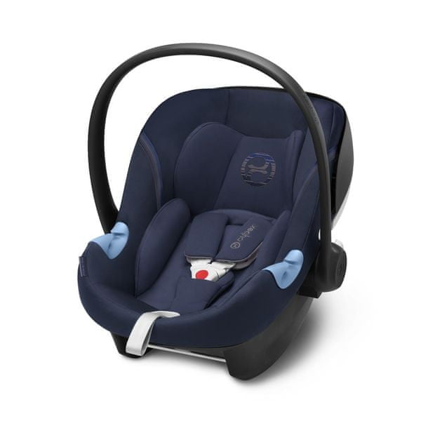 Cybex Aton M i-Size Denim Blue 2018