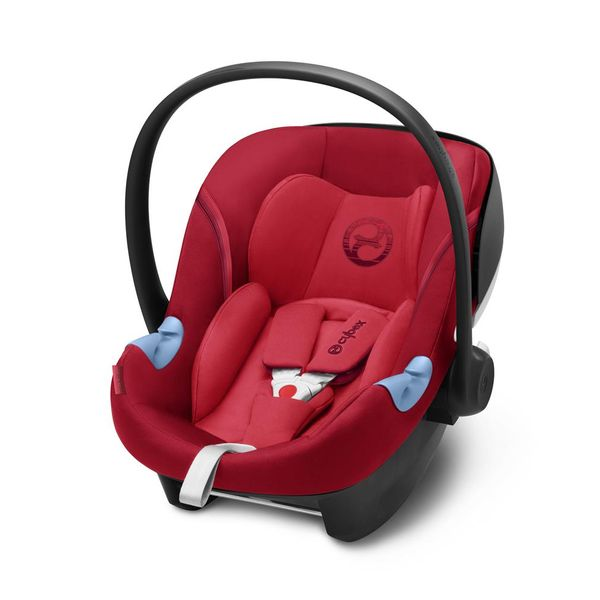 Cybex Aton M i-Size Rebel Red 2018