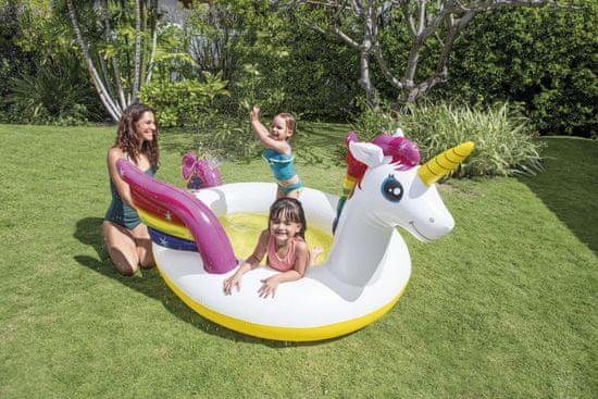Intex Gyermek medence egyszarvú