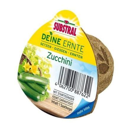 Substral sadilni lončki s semeni, bučke