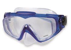 Intex plavalna maska Aqua, modra