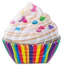 Intex 58770 Nafukovací lehátko cupcake