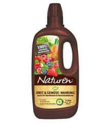 Naturen Naturen bio tekoče rastlinsko gnojilo za sadje in zelenjavo, 1 L