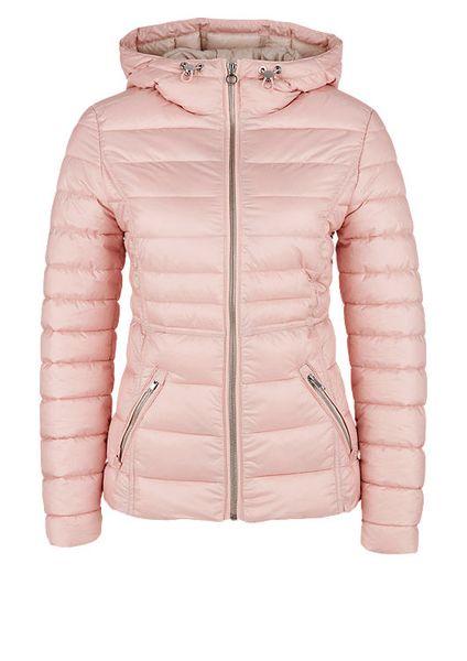 s.Oliver dámská bunda 36 růžová