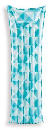 Intex napihljiva blazina, 183 x 69 cm - modra