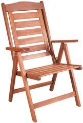 Hecht Zahradní židle Prague set 1ks