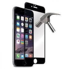 Puro zaščitno steklo iPhone 6/6s Plus črno