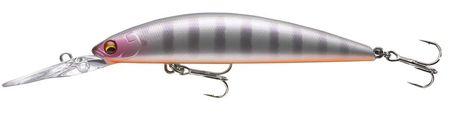 Daiwa Wobler TN Current Ma DR 9,3 cm 12 g Purple Perch