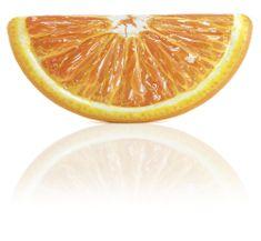Intex napihljiva blazina Pomaranča, 1,78 m x 85 cm