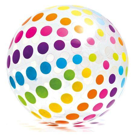 Intex napihljiva žoga, 1,86 m