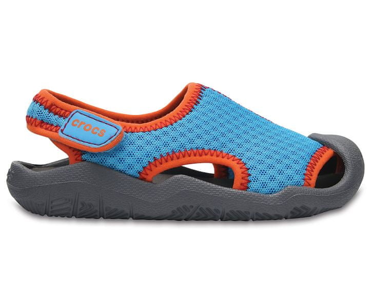 Crocs Swiftwater Sandal Kids Blue J1 32-33