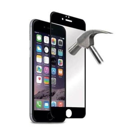 Puro zaščitno steklo iPhone 6/6s črno
