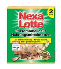 Nexa Lotte feromonska vaba za molje v živilih, 2 kos