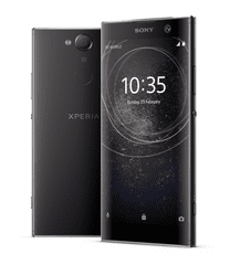 Sony Xperia XA2, H4113 , Dual SIM, černá