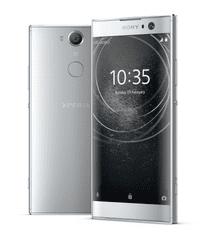 Sony Xperia XA2, H4113 , Dual SIM, stříbrná