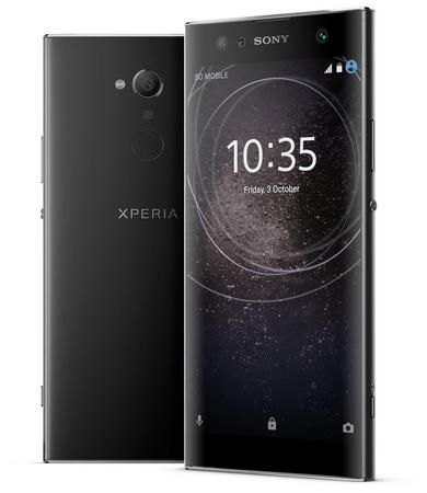 Sony Xperia XA2 Ultra, H4213, Dual SIM, černá