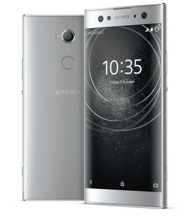 Sony Xperia XA2 Ultra, H4213, Dual SIM, stříbrná