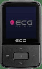 ECG odtwarzacz MP3 PMP 30 8GB, czarny