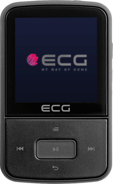 ECG PMP 30 8GB, černá
