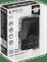 4 - ECG odtwarzacz MP3 PMP 30 8GB, czarny