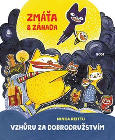 Reittu Ninka: Zmáťa a Záhada - Vzhůru za dobrodružstvím