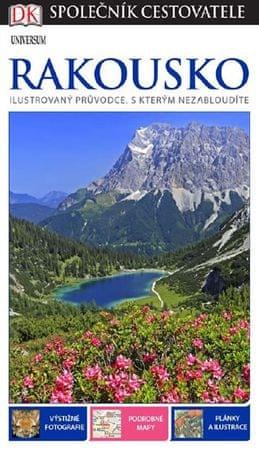 Rakousko - Společník cestovatele