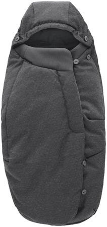 Maxi-Cosi vreča General Footmuff, temno siva