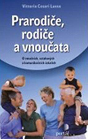 Lusso Vittoria Cesari: Prarodiče, rodiče a vnoučata